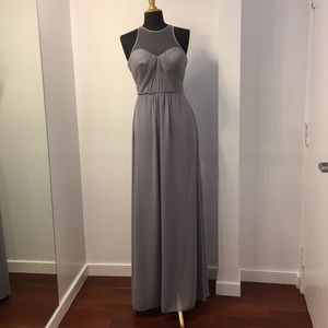 Faviana  chiffon gown 🌟